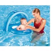 Bote Infantil Cuidados com o Bebê Azul - Bestway