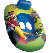 Bote Inflável Com Entrada Para Pés Mickey Etitoys DYIN-062