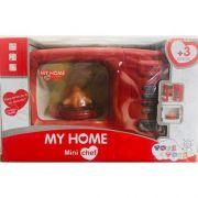 Brinquedo Microondas Infantil My Home C/ Luz E Som - TOYS S TOYS