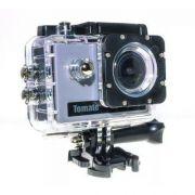 Camera e Filmadora 4k Sport com controle Mt1091k Tomate