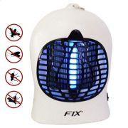 Luminária Mata Mosquito 110v Em Led 3w - FIX - ref. FXG90009 - Branca