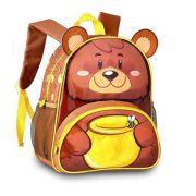 Mochila Escolar Infantil Clio Pets - Cliostyle