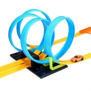 Pista Looping Super Radical Tipo Hot Wheels Com Carrinho REF: NB95845W