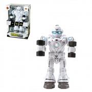 Robo Atleta Series Com Som E Luz A Pilha Na Caixa  DMT 5365