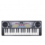 Teclado Infantil Com Microfone BX 1622 - DM Toys
