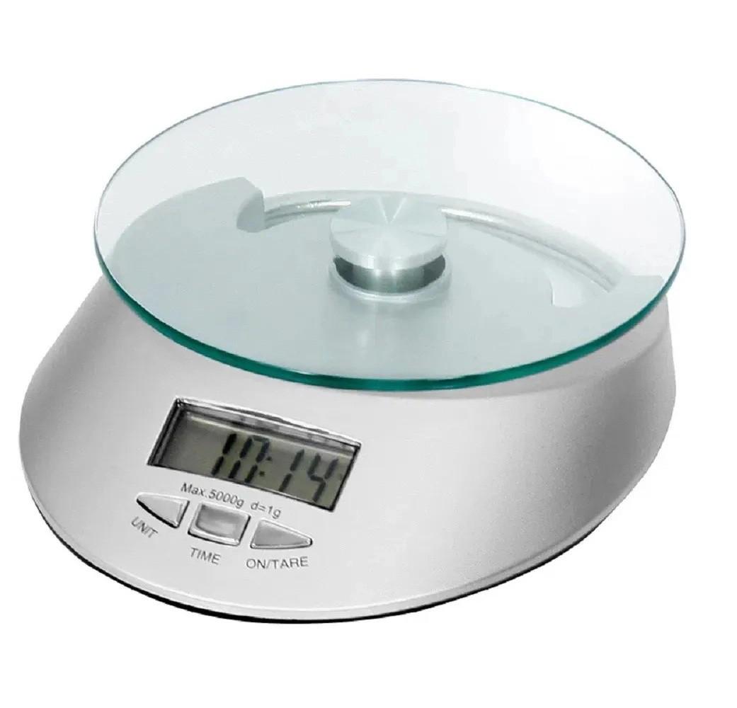 Balança de Cozinha Eletrônica Digital até 5kg UnyHome