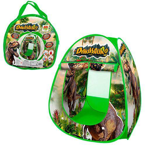 Barraca Infantil Meninos Dinossauro Dobrável