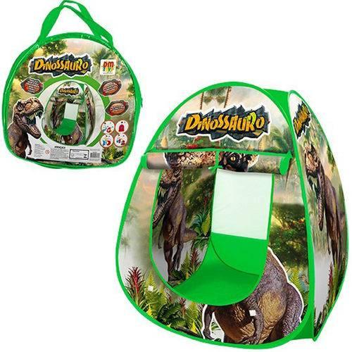 Barraca Toca Infantil Dinossauros Park  Com 50 Bolinhas