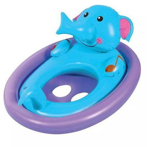 Bestway Bóia bebê Inflável Elefante #34058