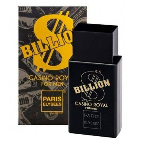 Billion Casino Royal - Paris Elysses - Masculino - 100ML