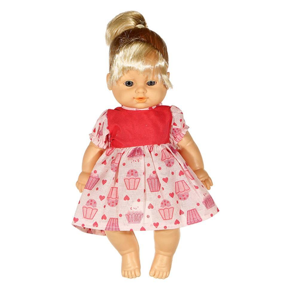 Boneca Tika Que Fala 30 Frases Brinquedo Infantil