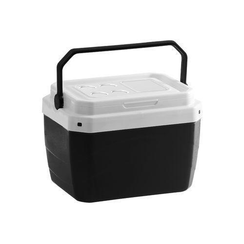 Caixa Plástica Térmica 40 Litros Preta