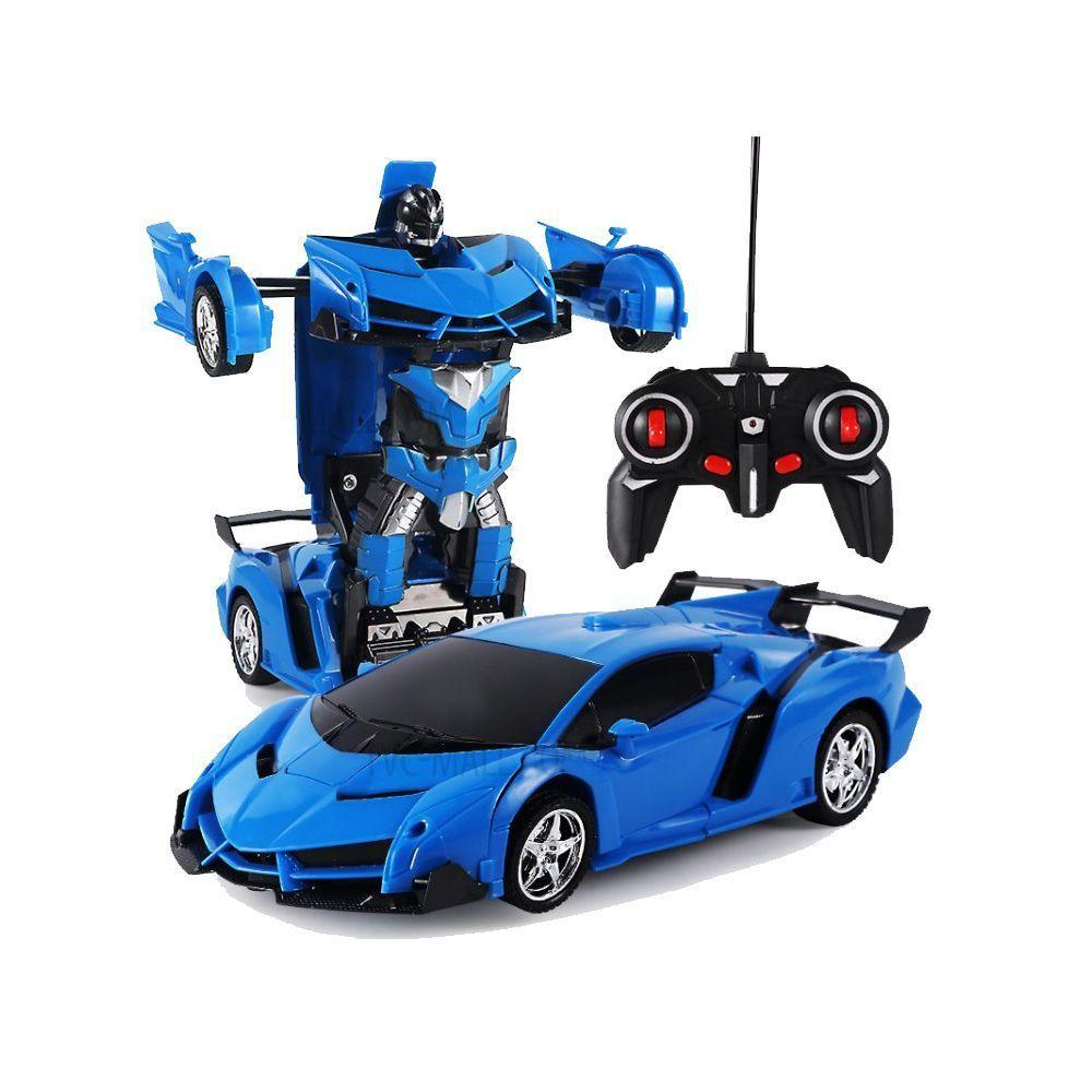Carrinho de Controle Remoto Robo Car Titanium REF: ZB 066