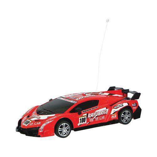 Carro Carrinho Controle Remoto Monte Carlo Lamborg - Vermelho
