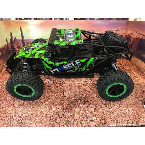 Carro Controle Extreme Racing   Verde