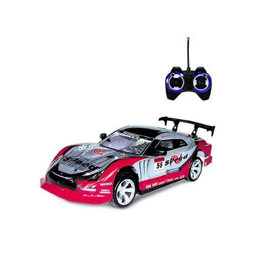 Carro Controle Remoto Drift Adrenalina 5 Funções - NX96649W