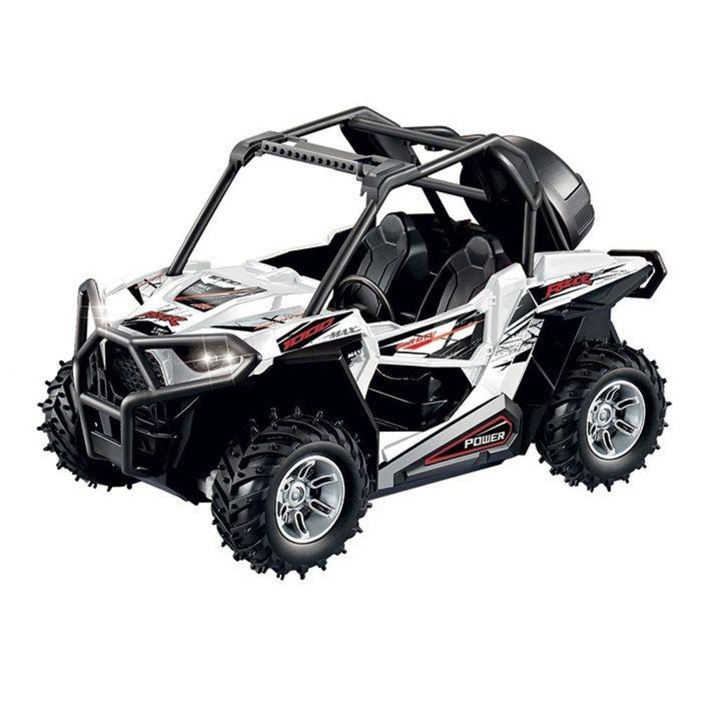 Carro Rally Challenge 7 Funções Bateria Recagerrável