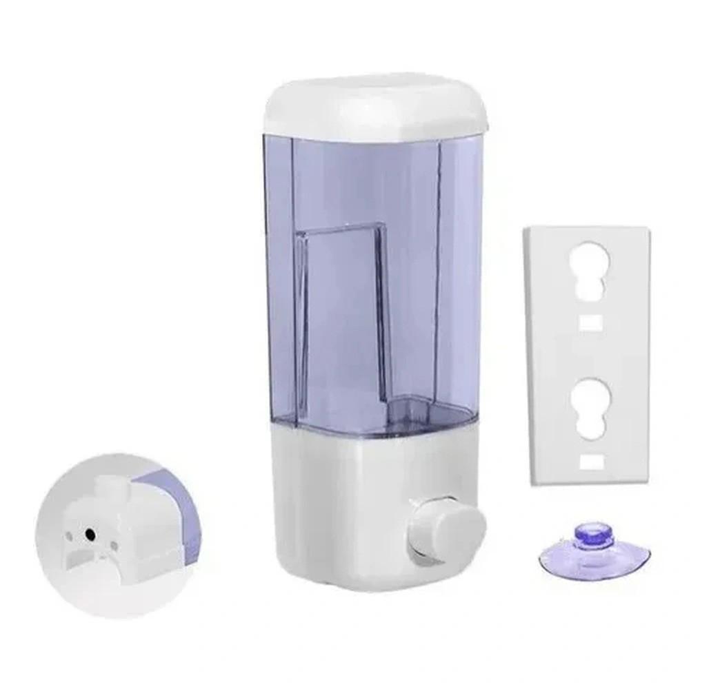 Dispenser De Parede Para Álcool Gel Sabonete Liquido 580ml