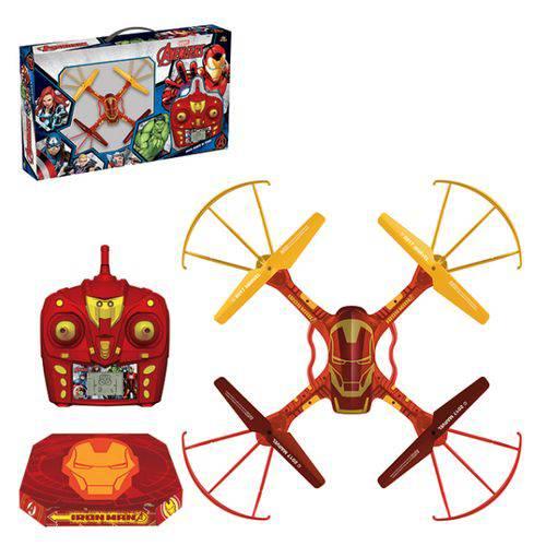 Drone Homem de Ferro Vingadores Avengers Marvel