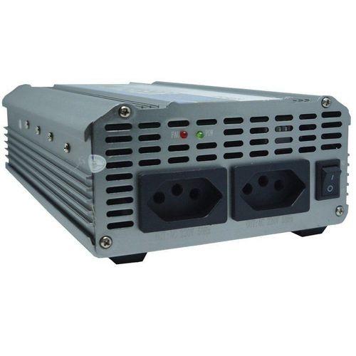 Inversor Transformador De Tensao 3000w Com 2 Tomadas 12/127v 12v 110v Conversor Veicular Barco Carro - KP 546