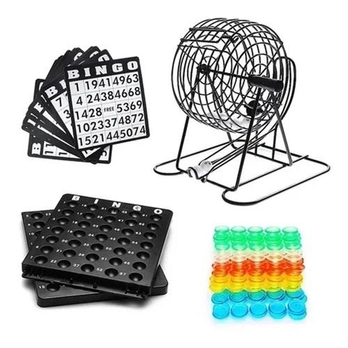 Jogo de Bingo Completo - Onyx Games Ref: 2849