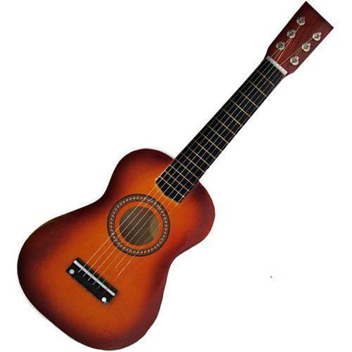 Mini violão de Madeira Infantil - Art Brink (ZF 2313)