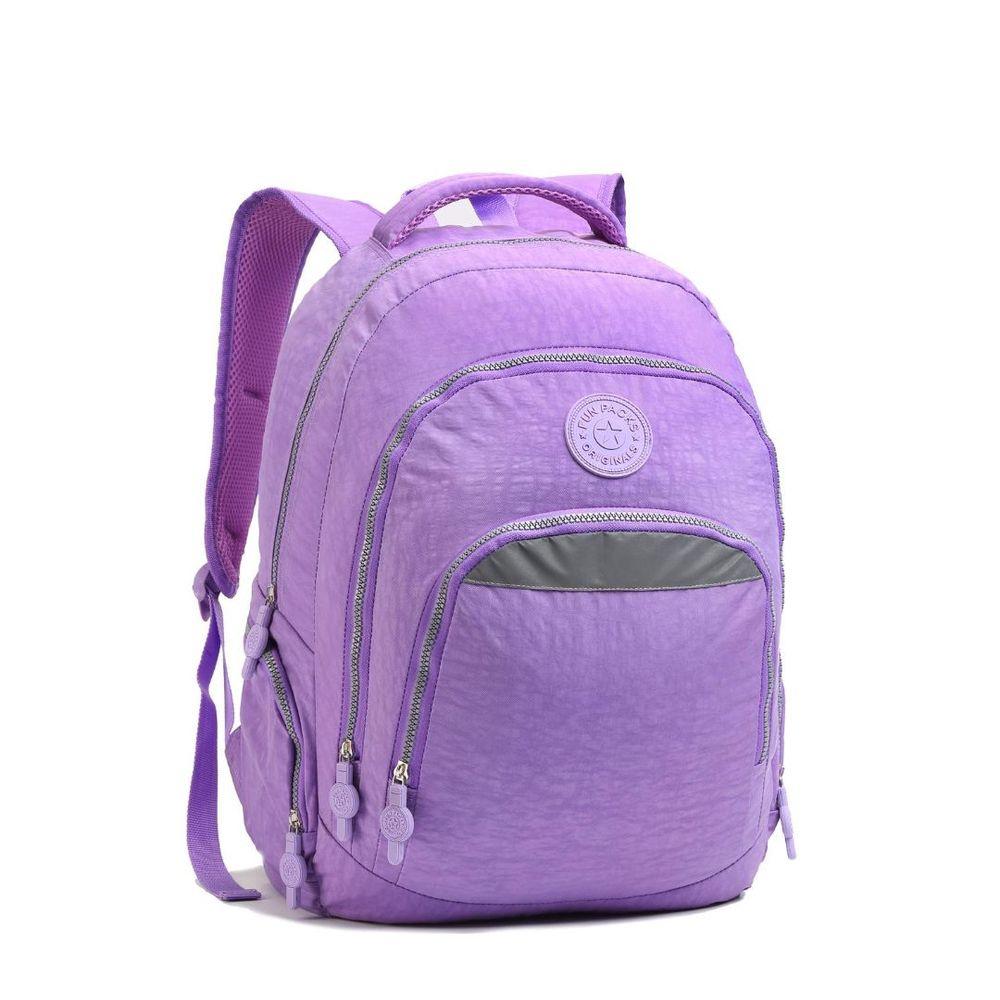 Mochila Escolar Costa Notebook Feminina Reforçada - ML 14008