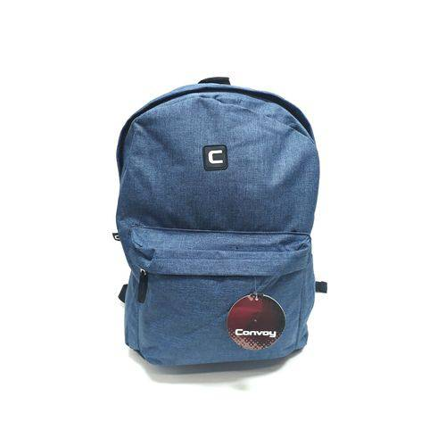 Mochila Escolar Juvenil Azul Convoy (REF: CO70000)