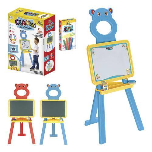 Quadro de desenhar infantil magnetico