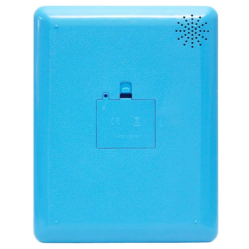 Tablet Interativo Educativo Bilingue - Azul