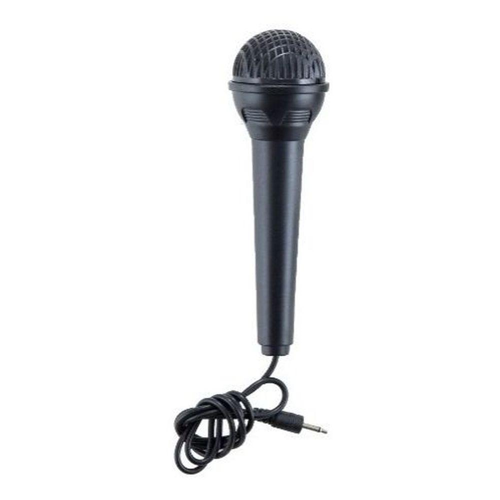 Teclado com Microfone HS3755A 37 Teclas 22 Músicas Demonstrativas - DM TOYS