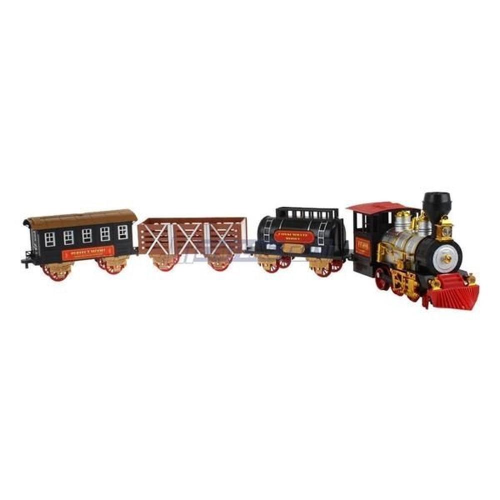 Trem Ferrorama com Acessórios Clássico Infantil REF: WB 5224