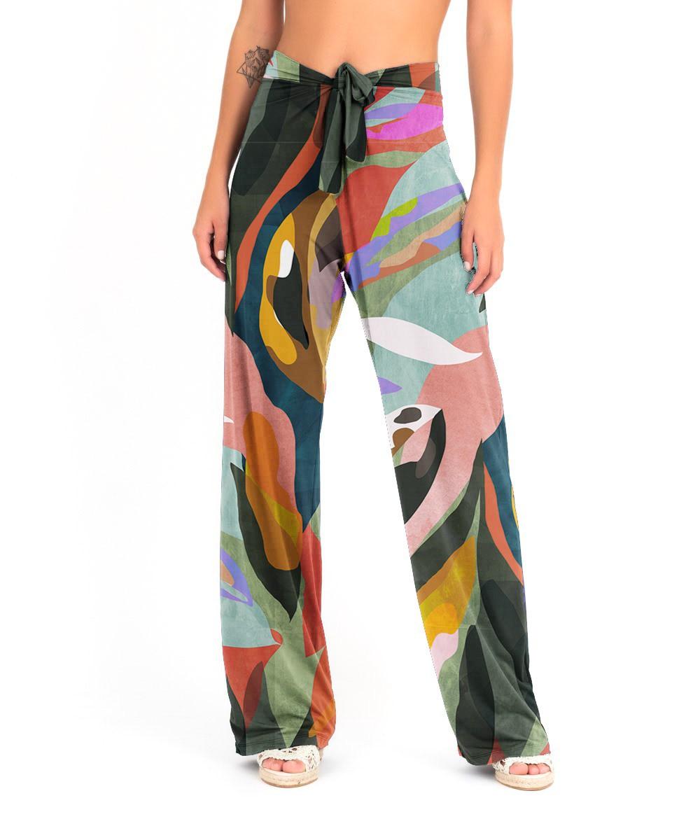 Calça Camila - Arte Moderna   - Lalie Lalou