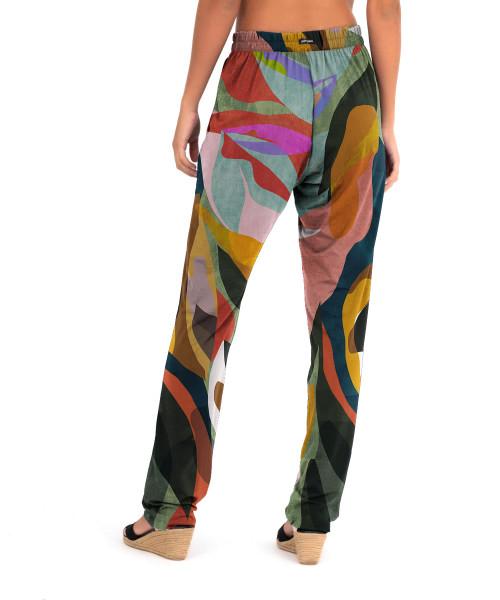 Calça Denise - Arte Moderna  - Lalie Lalou