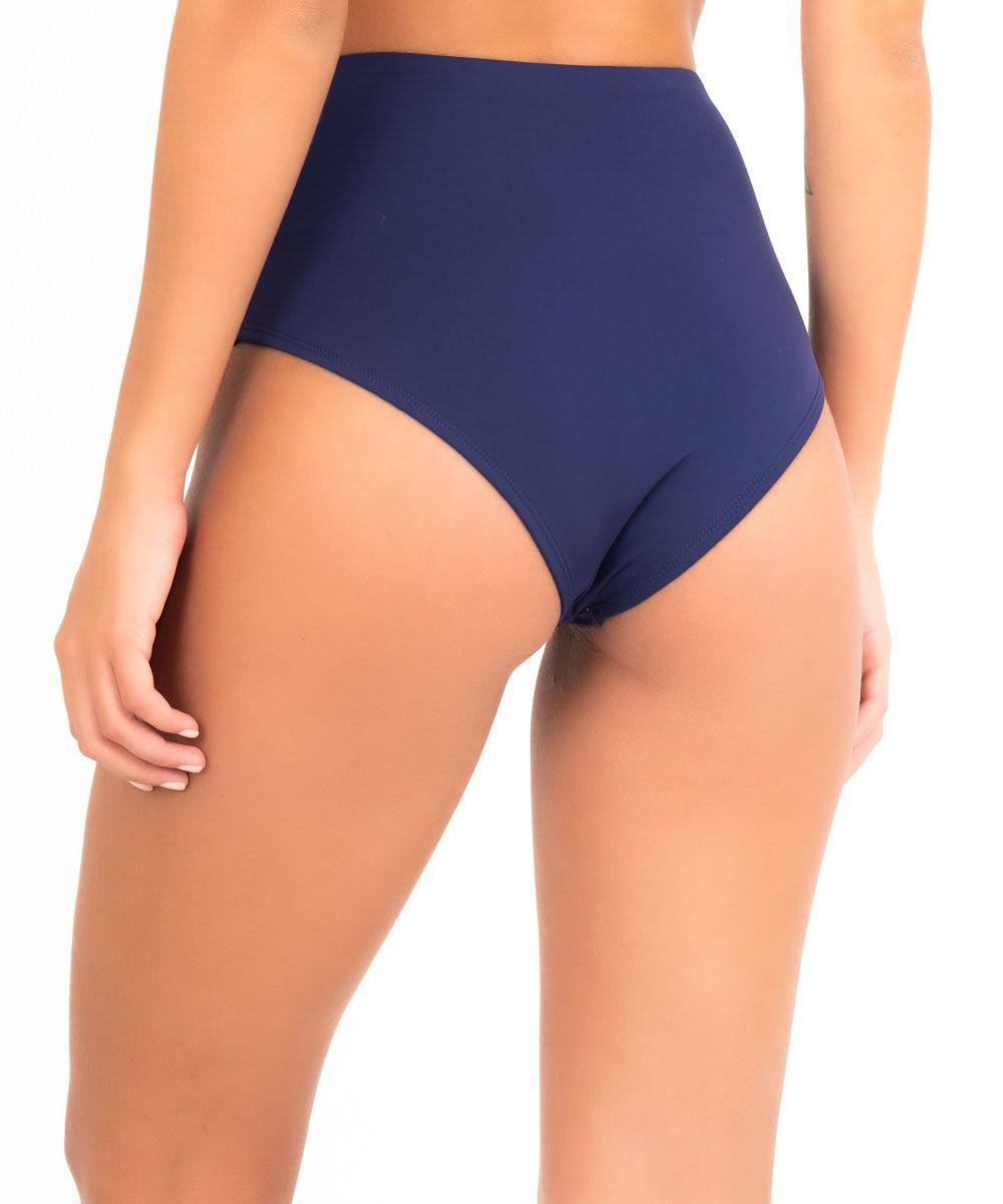 Calcinha Hot Pant Antônia - Marinho  - Lalie Lalou