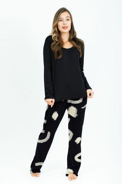 Pijama Fabrícia - Brevidade  - Lalie Lalou
