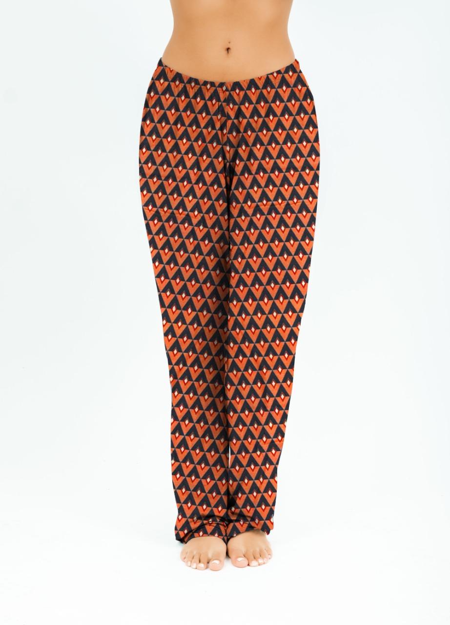 Pijama Fabrícia - Cabanas Grená  - Lalie Lalou
