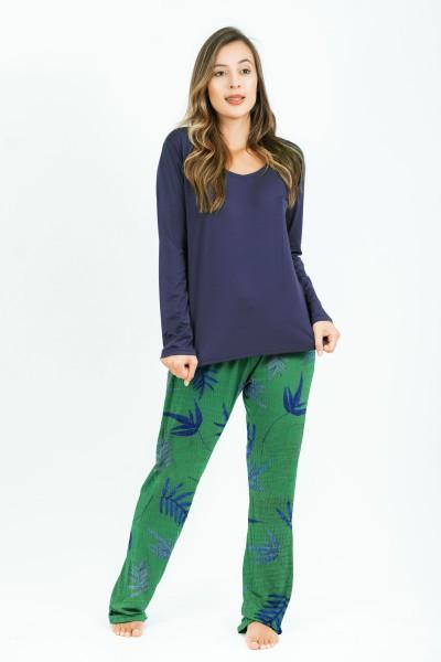 Pijama Fabrícia - Pindorama  - Lalie Lalou