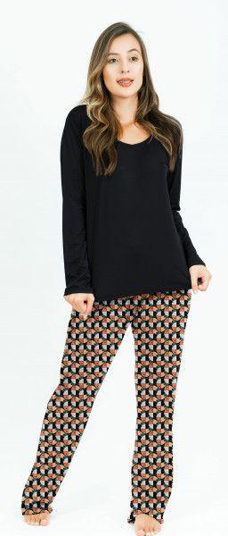 Pijama Fabrícia - Tucano