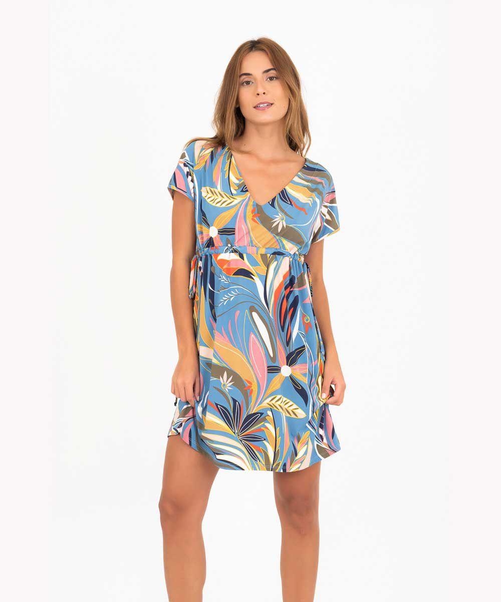Vestido Celina - Tropicana  - Lalie Lalou