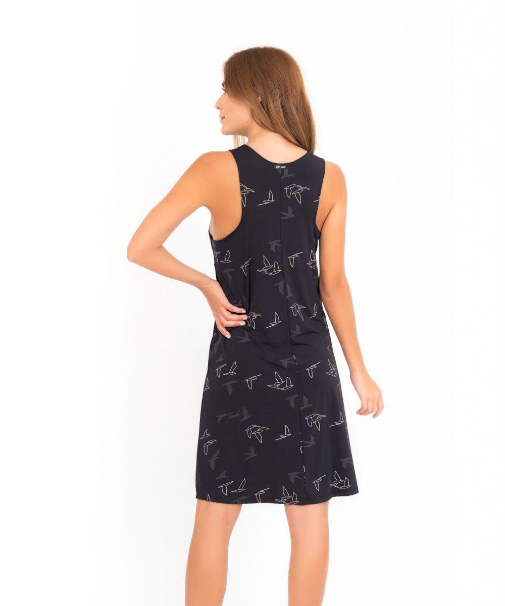 Vestido Clarice - Origami Alcaçuz  - Lalie Lalou