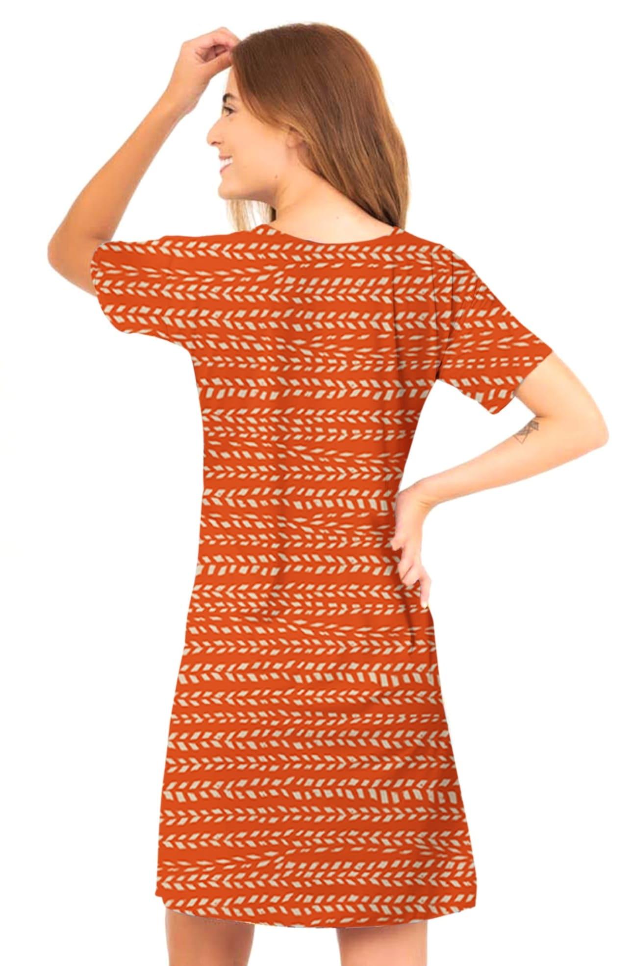 Vestido Cléo - Bandhani  - Lalie Lalou