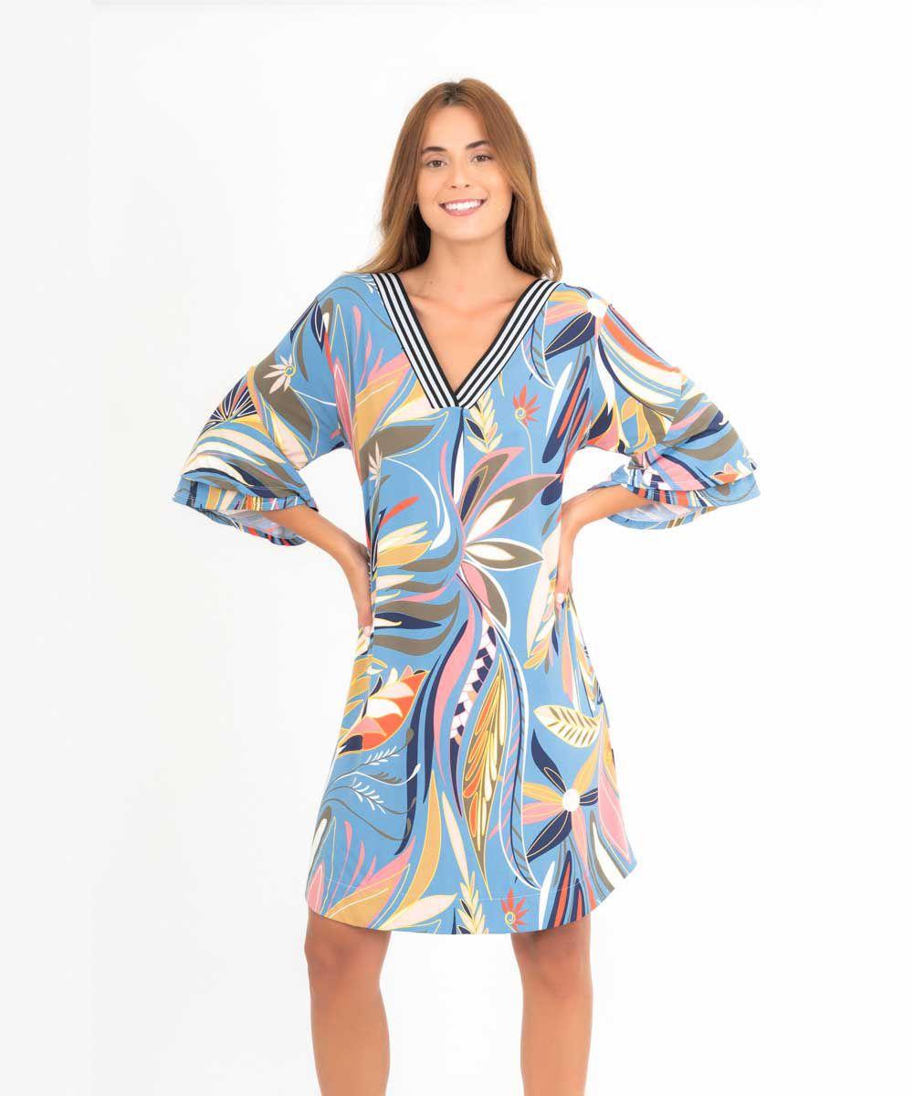 Vestido Erica - Tropicana