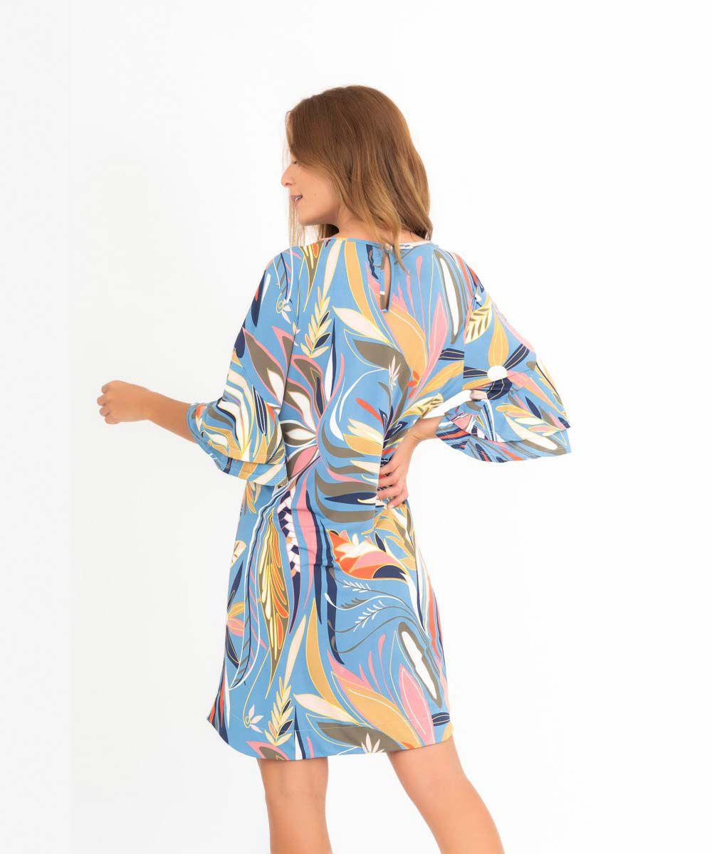 Vestido Erica - Tropicana  - Lalie Lalou
