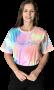 "T-Shirt Camiseta Feminina Tie Dye Estampa ""Perfect Day"""