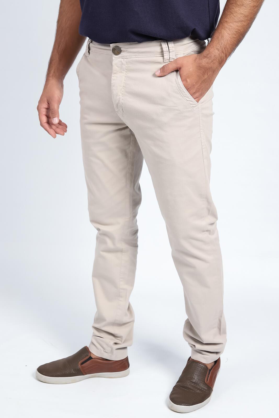 Calça Masculina Sarja
