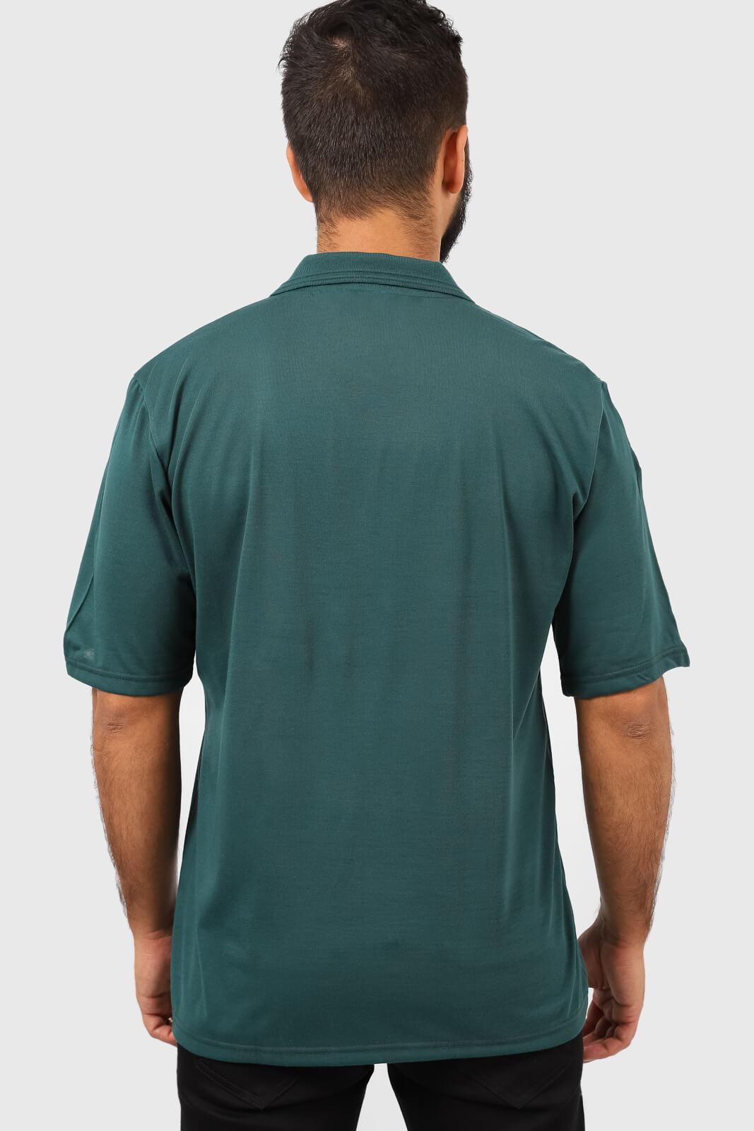 Camisa Gola Polo Listrada