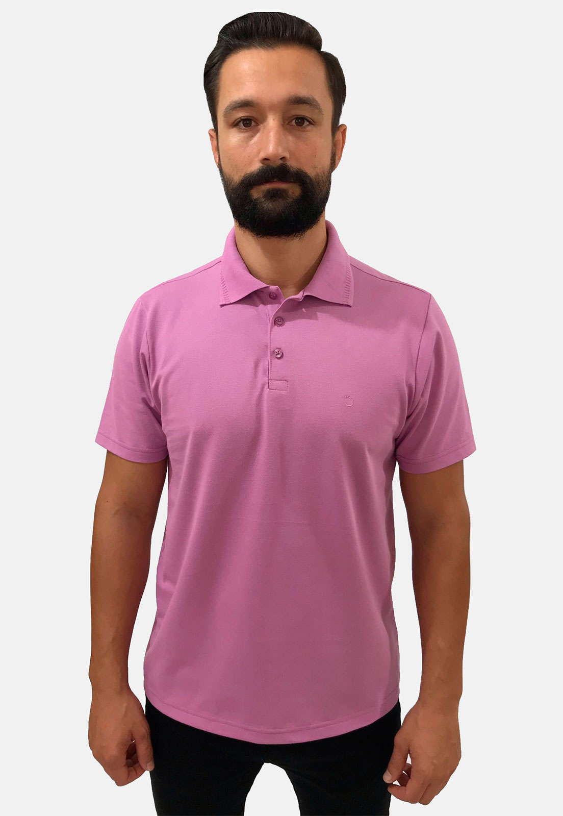 Camisa Gola Polo Olimpo Piquet Lisa