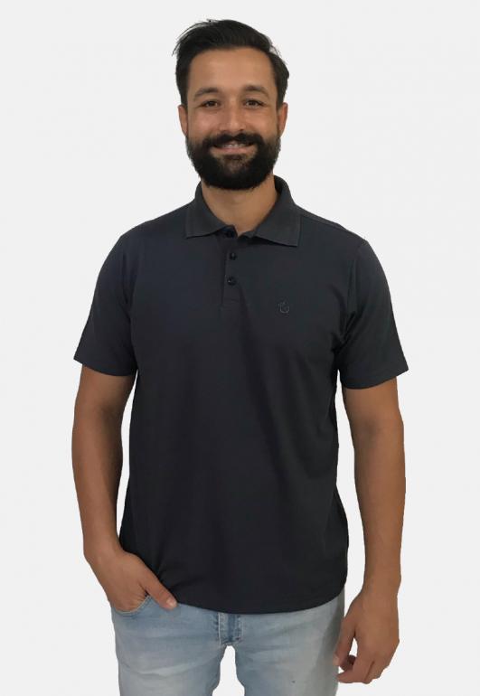 Camisa Gola Polo Olimpo Piquet Lisa Uniforme