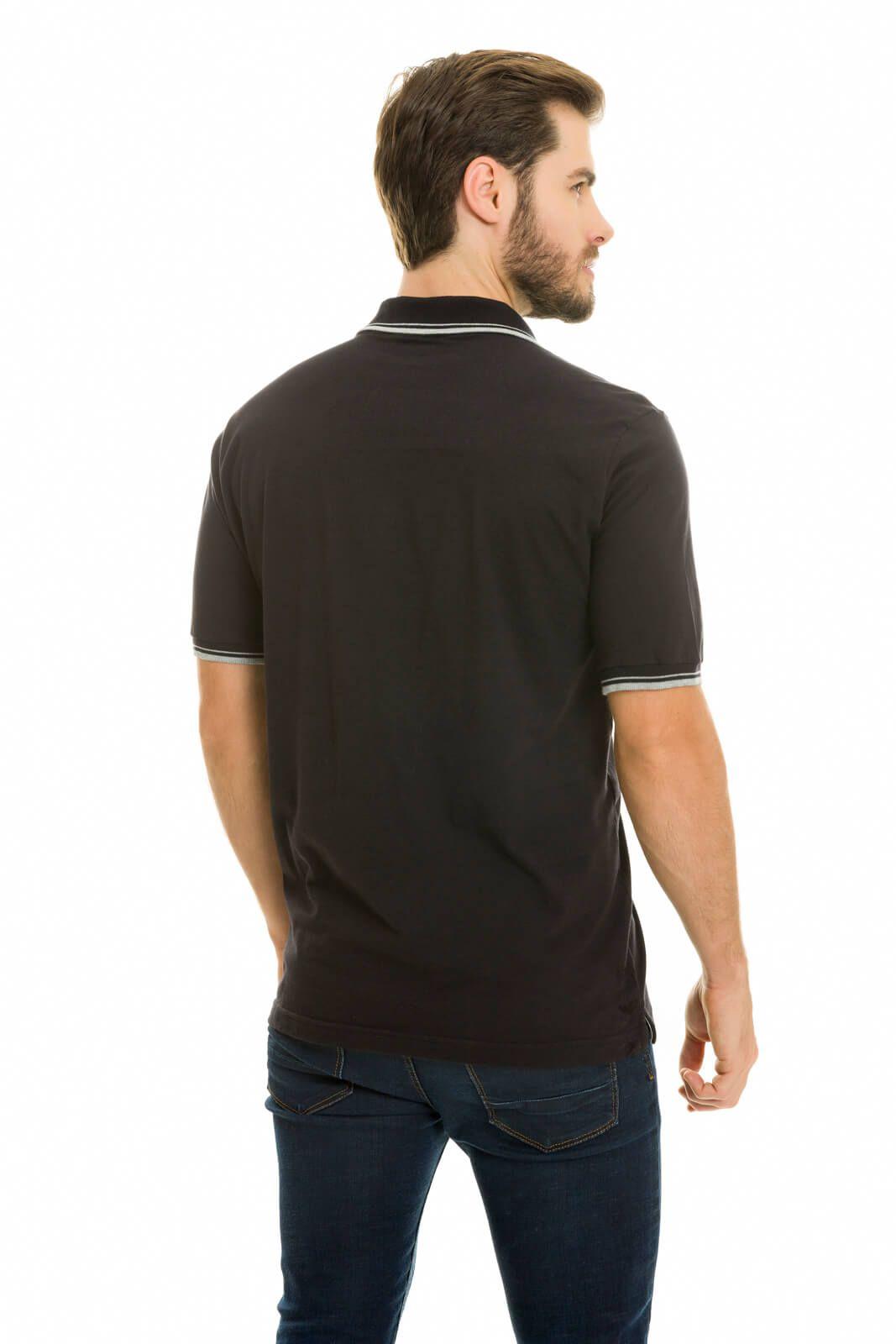 Camisa Gola Polo Olimpo Meia Malha Lisa